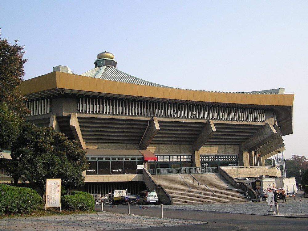 Nippon Budokan by Mamoru Yamada - Photo by ZoomViewer.