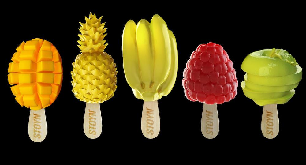 Stoyn Ice cream - Image by Stoyn.