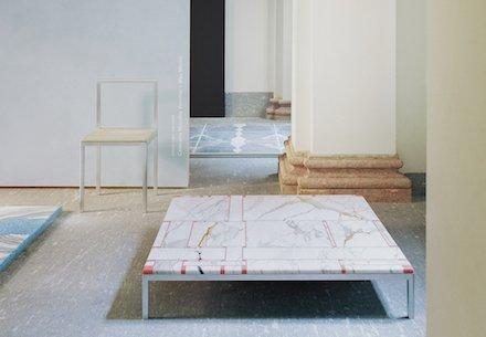 Rethinking marble…