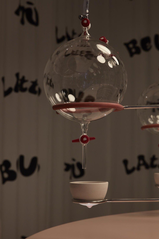 HERBARIUM milk bar by HAED Genéve and India Madhawi @ ALCOVA.