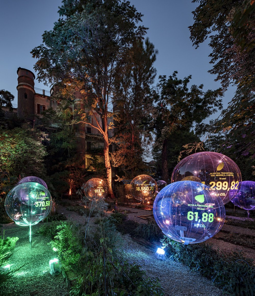 NATURAL CAPITAL by CRA-Carlo Ratti Associati x ENI - Photo by Marco Beck Peccoz, courtesy of CRA.