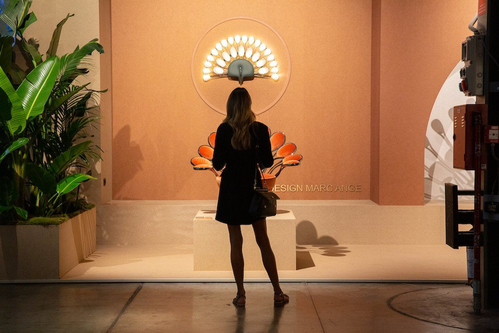 Visionnaire @ Supersalone 2021 - Photo by Diego Ravier, courtesy of Salone del Mobile.Milano.