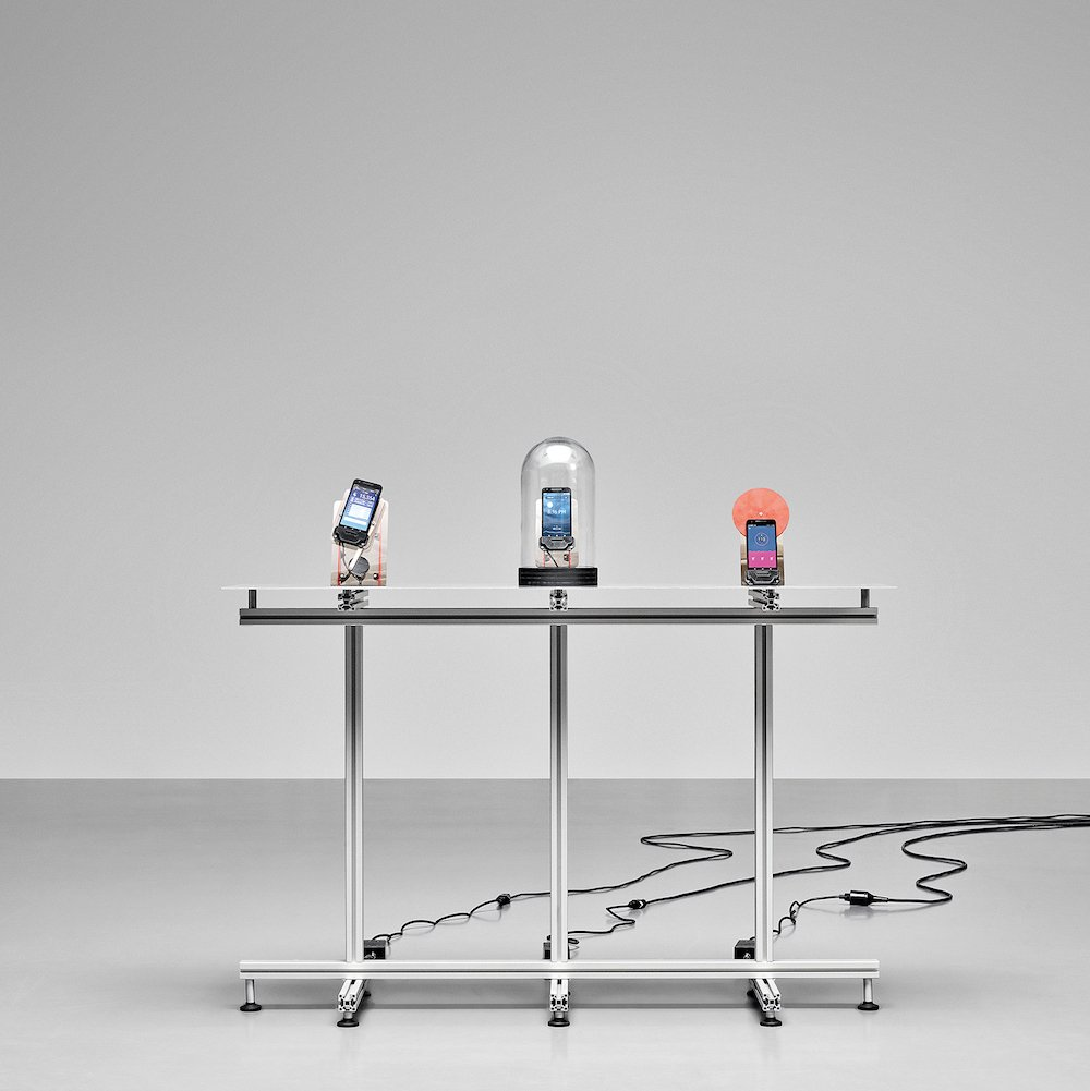 Fantastic Smartphones - Courtesy of ECAL University of Art and Design Lausanne.