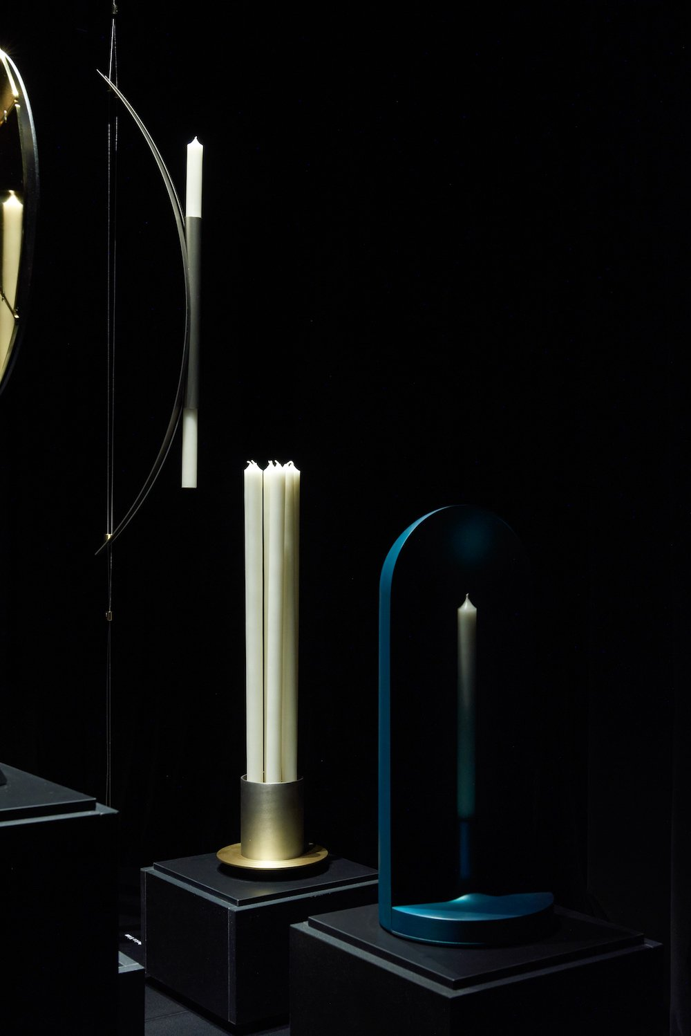 A FLAME FOR RESEARCH @ Milan Design Week 2021 - Photo by Stefania Zanetti.