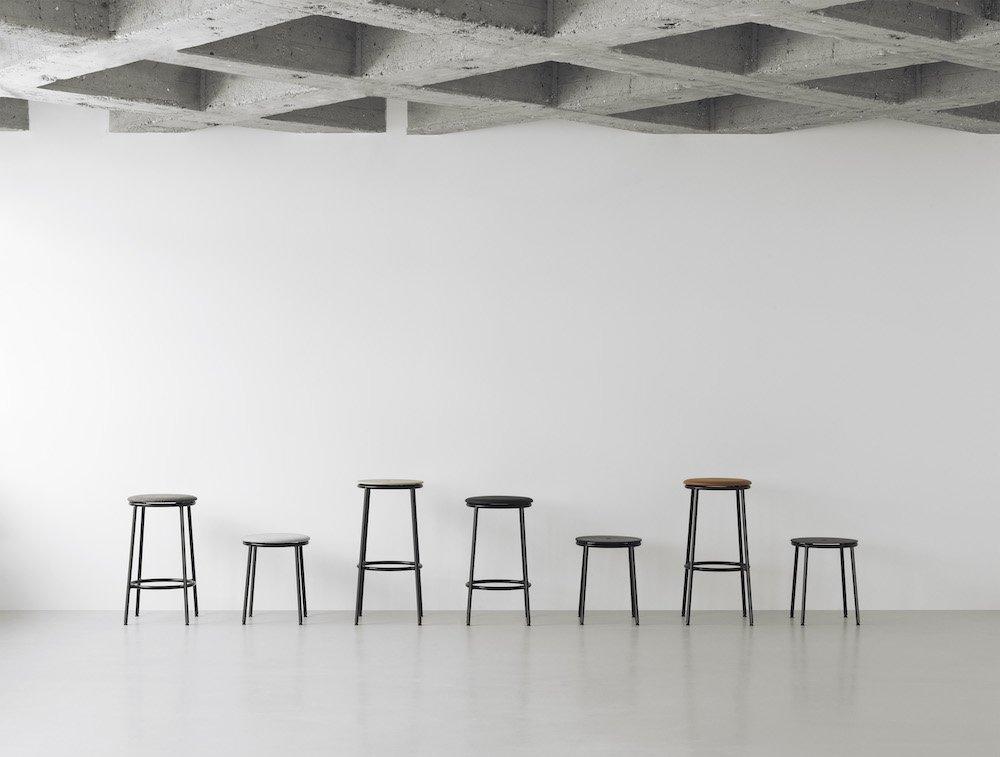 3 Days of Design 2021. CIRCA stool by Simon Legald x Normamn Copenhagen.