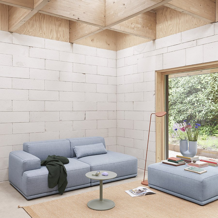 CONNECT SOFT MODULAR SOFA by Anderssen & Voll x Muuto - Courtesy of Muuto