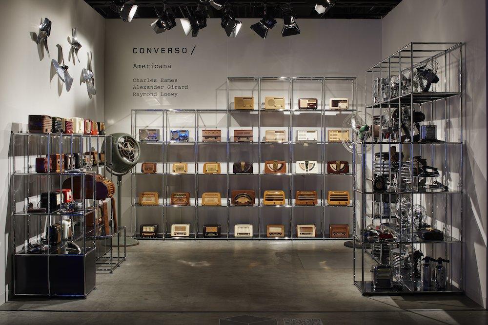 Converso at Design Miami Basel 2021 - Photo by James Harris.