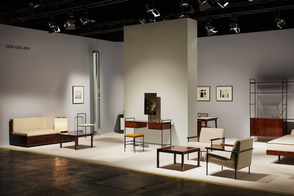 SIDE Gallery at Design Miami/ Basel 2021 - Photo by James Harris.