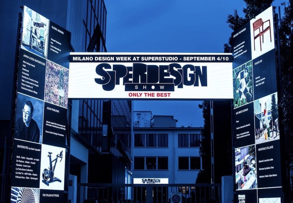 Superstudio @ Milano Design Week 2021 - Photo via IG @superstudiogroup.