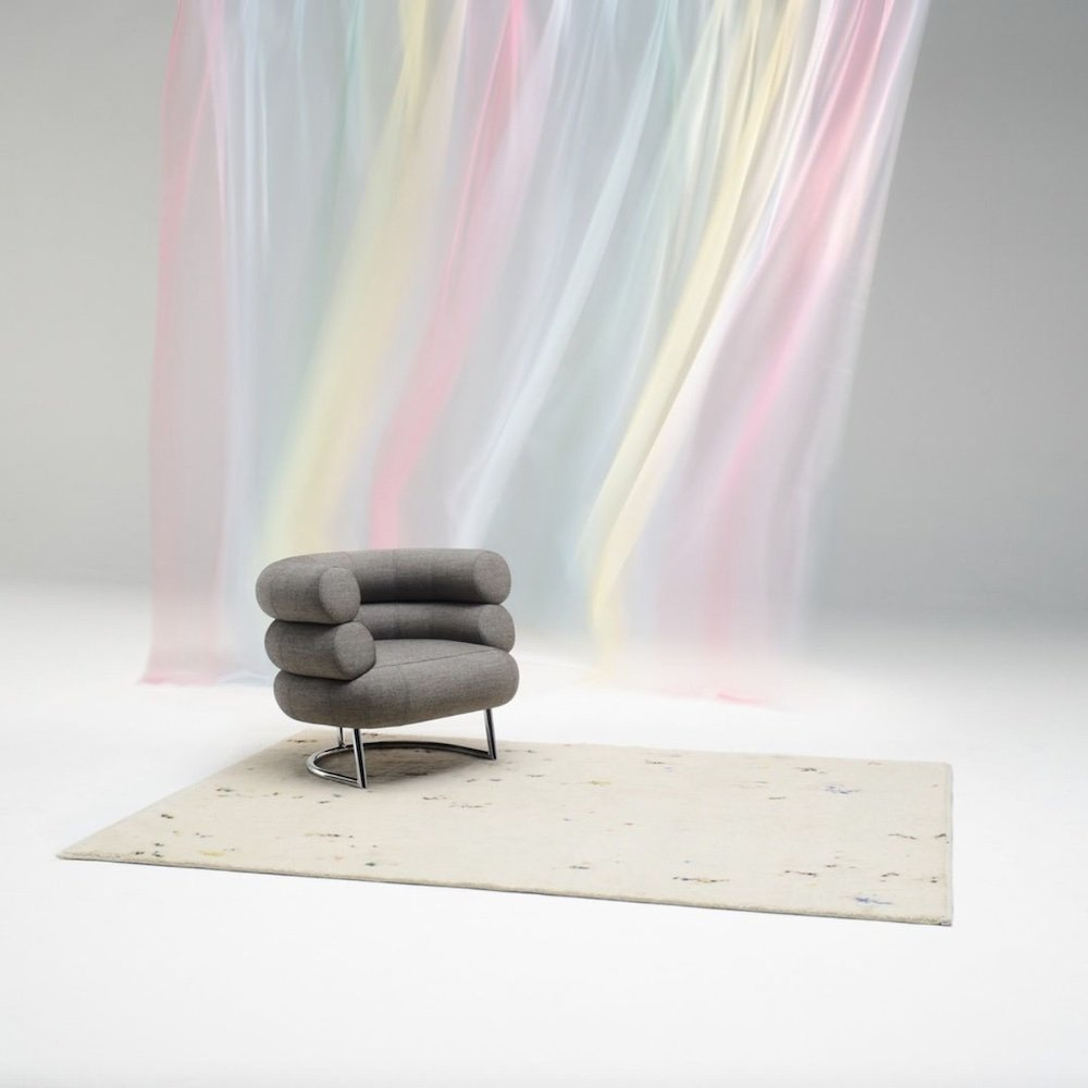 TECHNICOLOUR collection by Kvadrat and Peter Saville - Ph. via IGby @kvadrattextiles.