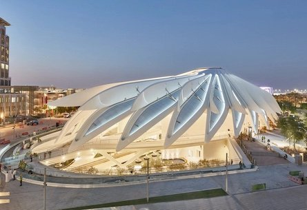 UAE Pavilion in Dubai