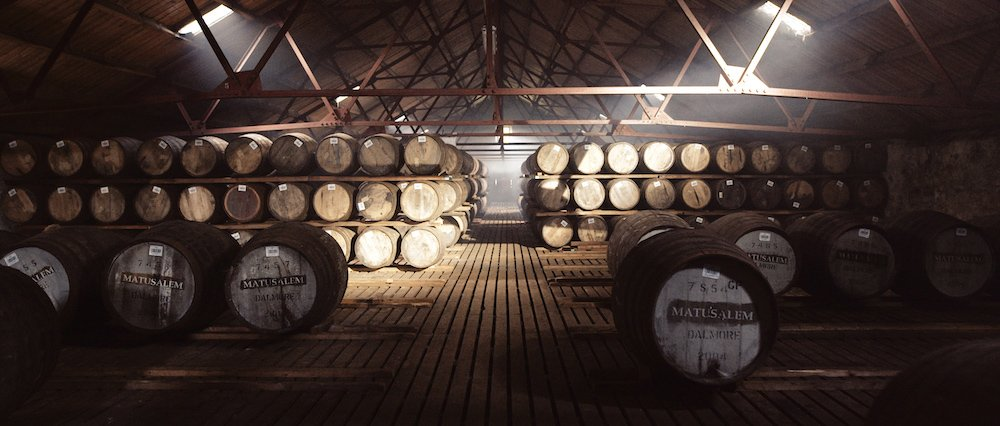 Whisky-tecture short movie