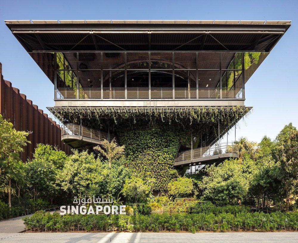 Singapore Pavilion @ Dubai Expo - © Singapore Pavilion.