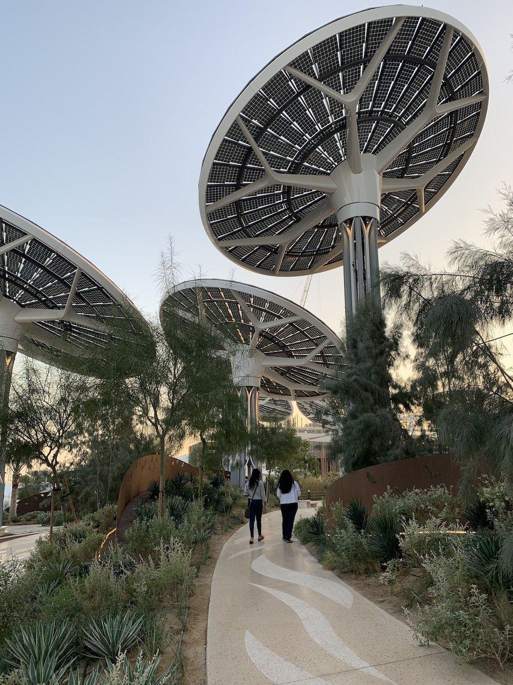 TERRA - SUSTAINABILITY PAVILION by Grimshaw Architects @ Expo 2020 Dubai - Photo ©Desert Ink.